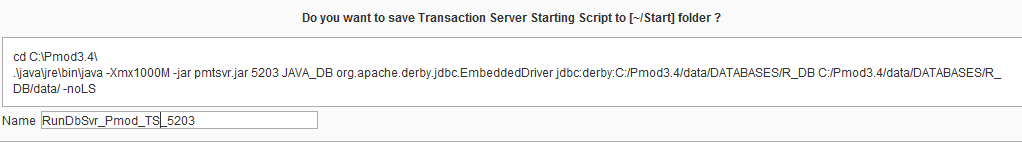 Setting up a Transaction Server to Publish a Database