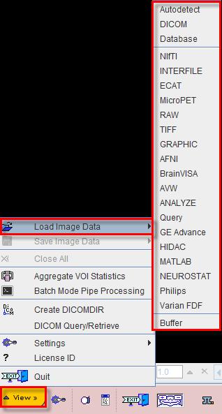 Image Data Loading